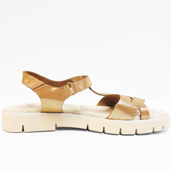 Abril sandalen beige