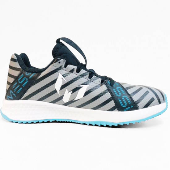 adidas rapida sneaker grey black blue