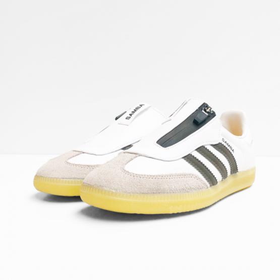 adidas sneaker samba white brown