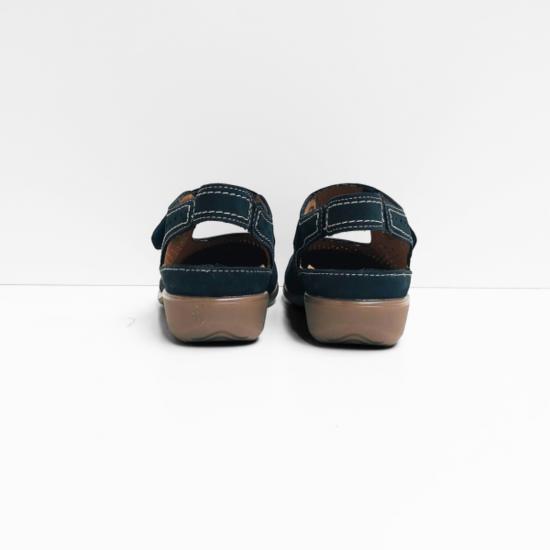 Ara sandalen  Nubuk Blau