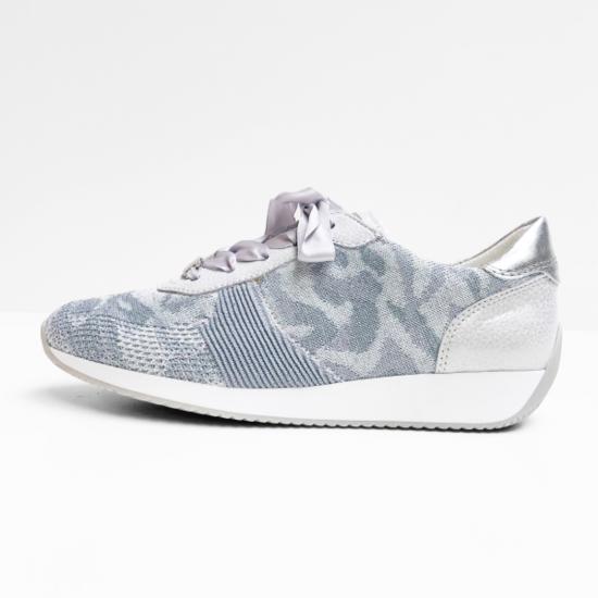 Ara Sneaker silver/white