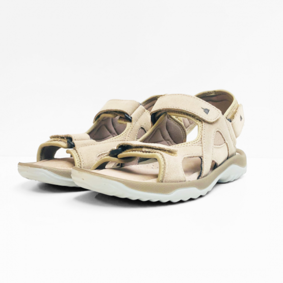 Berghen sandalen beige