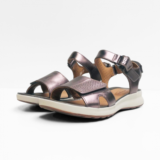 Unstructured by Clarks Metallic