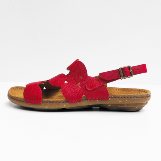 El Naturalista sandalen rood