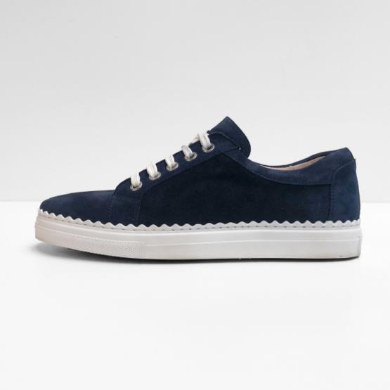 Exit sneakers blauw