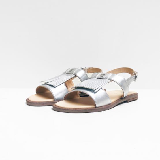 Florens sandalen zilver