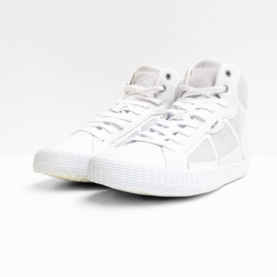 Geox  high top sneakers white
