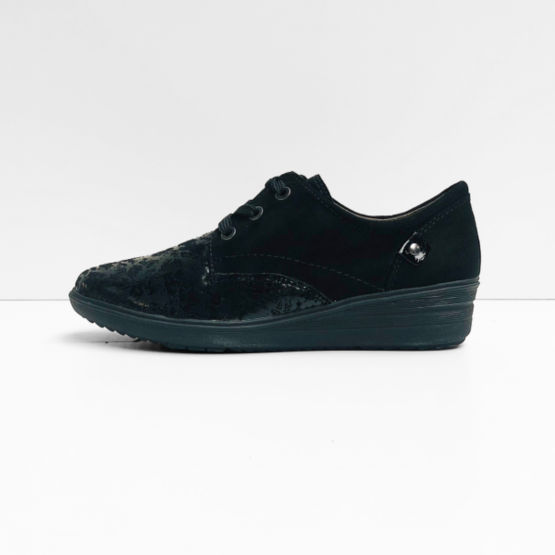 Jana sneakers zwart