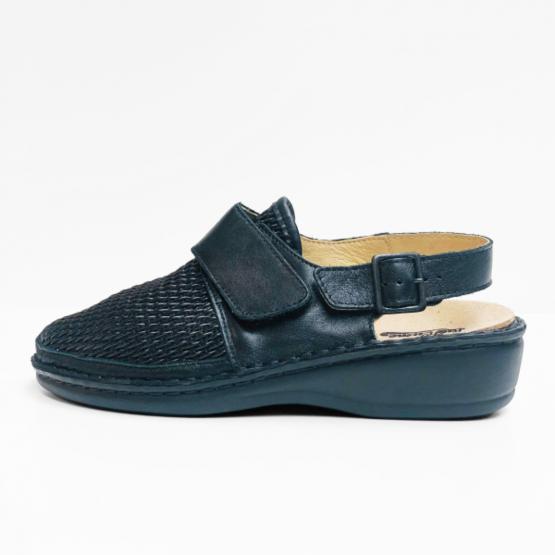 La Plume sandalen zwart