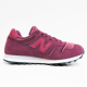 new balance  sneaker  658681-50 3 burgundy