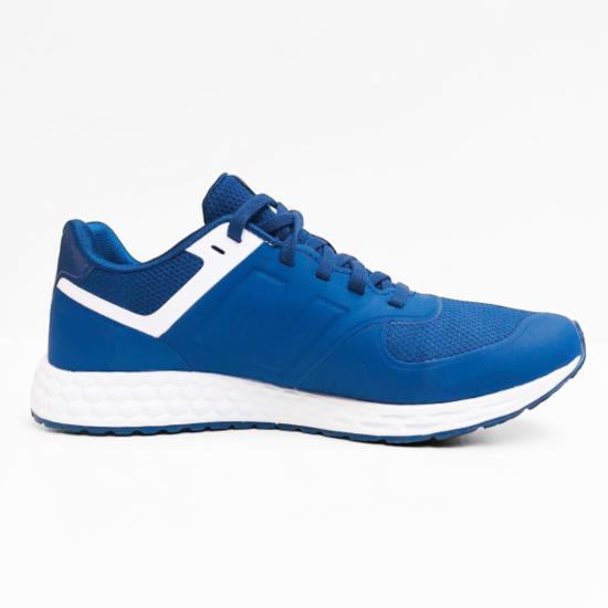 new balance  sneaker  basin blue