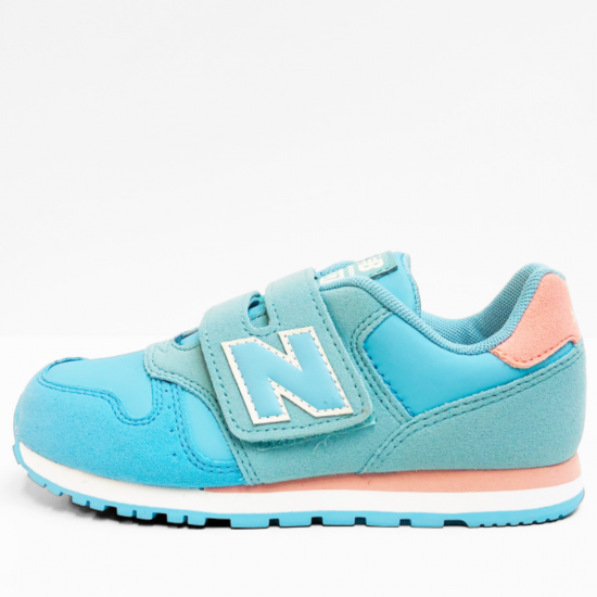 new balance  sneaker   blue coral
