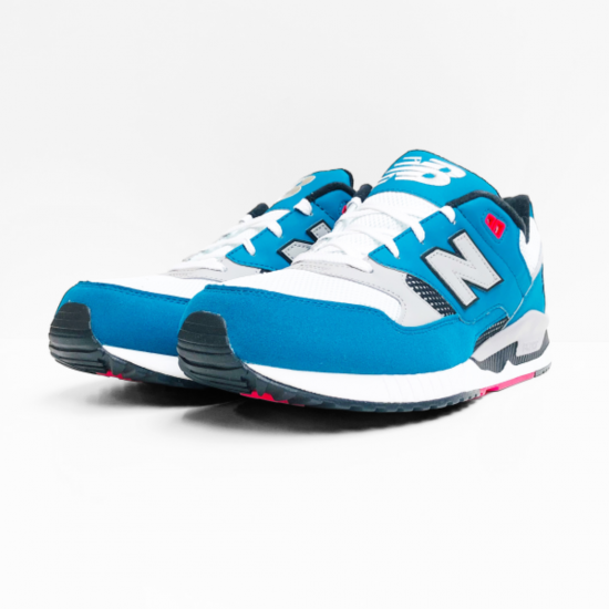 new balance  sneaker blue grey
