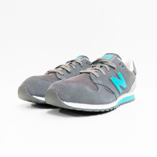 new balance  sneaker   grey green