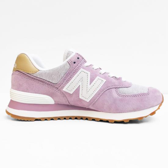 new balance  sneaker violet purple