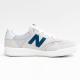 new balance  sneaker white blue