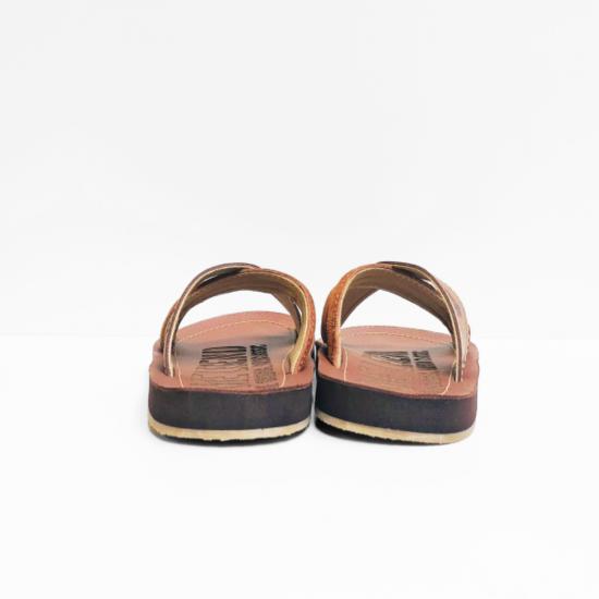 PME LEGEND  slippers cognac sand