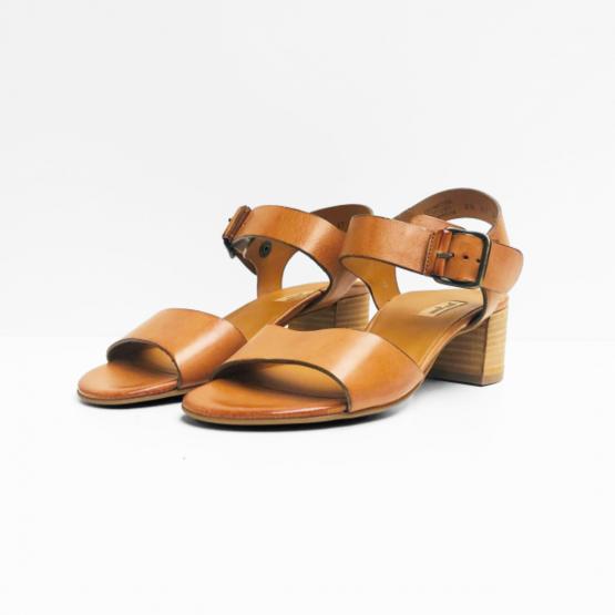 Paul Green sandalen lichtbruin