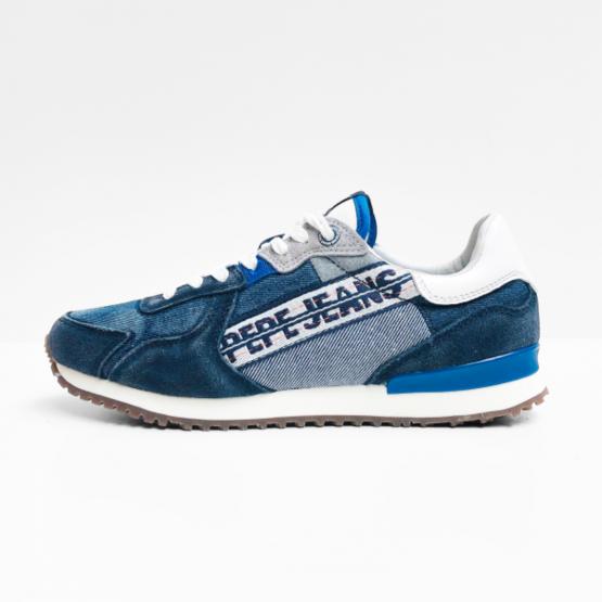 Pepe Jeans sneakers Dark blue