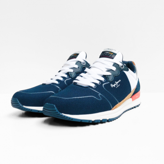 Pepe Jeans sneakers navy