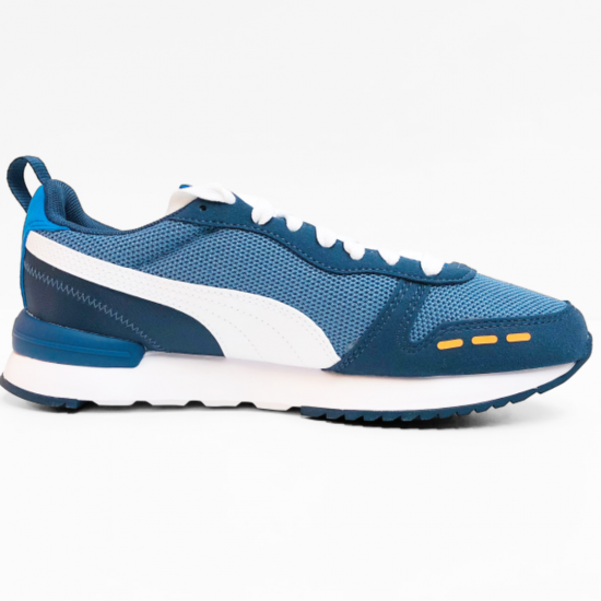 Puma R78 sneaker china blue white