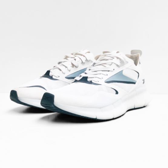 reebok sneaker running grey white black