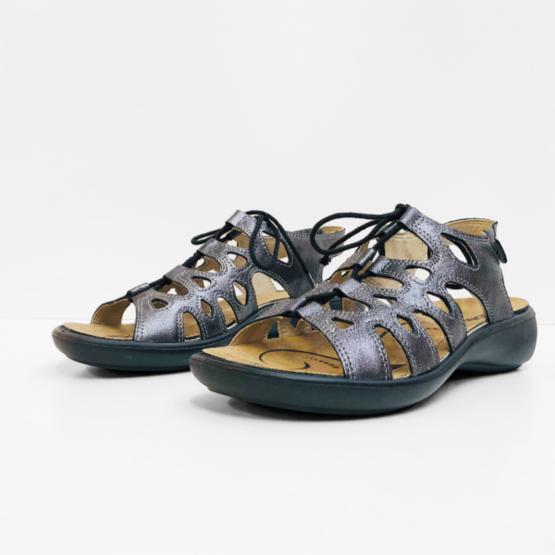 Romika Antraciet sandalen