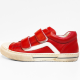 STONES AND BONES  sneaker red white