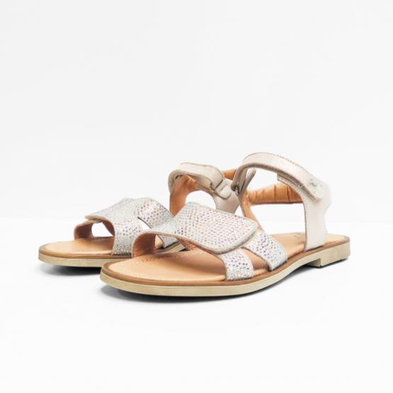 Shoeb 76 sandalen platina