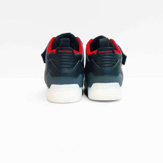 Skechers  sneaker black red