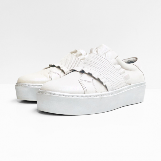 Tamaris instappers Offwhite