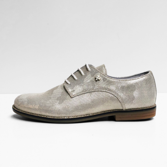 Terre Bleue loafers goud