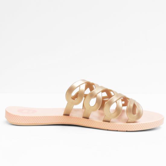 ZAXY slippers gold