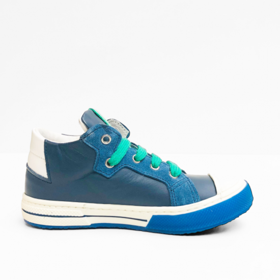 Bana & co  sneaker navy green blue