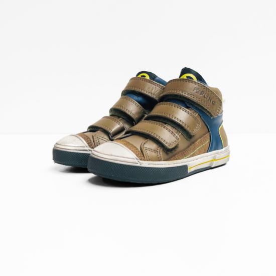 Kipling sneaker kaki navy